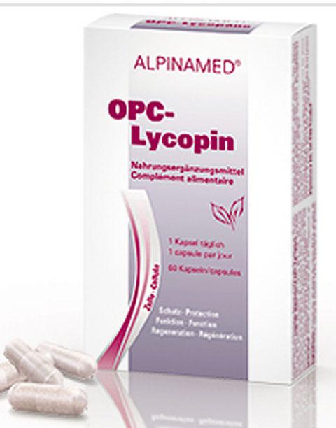 alpinamed opc lycopin kapseln drogerie schilliger. Black Bedroom Furniture Sets. Home Design Ideas