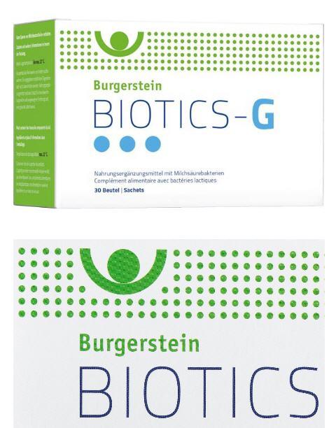 10 rabatt auf burgerstein biotics g online shop drogerie. Black Bedroom Furniture Sets. Home Design Ideas